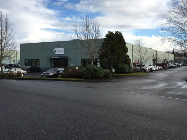 Facilities & Software: Trulife Bellingham Plant